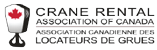 Crane Rental Association of Canada company